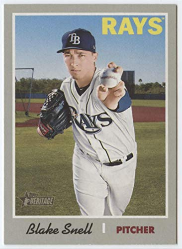 Verzamelingen 2011 Bowman Draft Picks & Prospects Chrome #BDPP52 Blake Snell Tampa Bay Rays