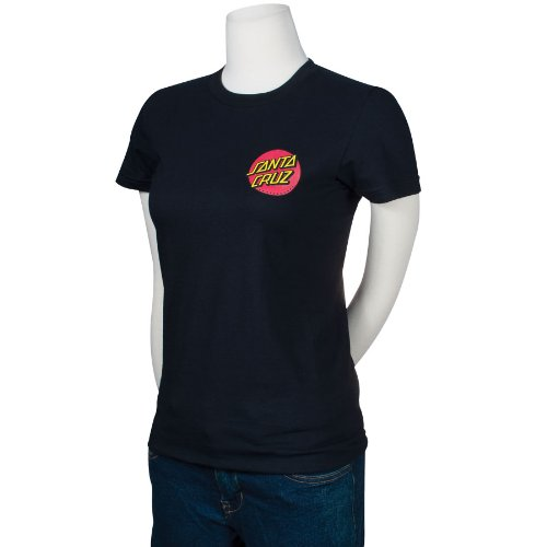 NHS Santa Cruz Classic Dot Fine Girls Jersey T-Shirts