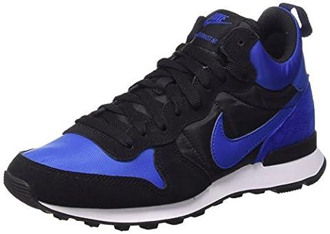 Nike Men's Internationalist Mid Vrsty Royal/Vrsty Ryl/Blck/Wht Running Shoe 9