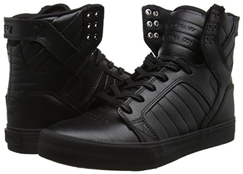 Zapatillas black Supra Rcs Red Black Z04wqEwnd