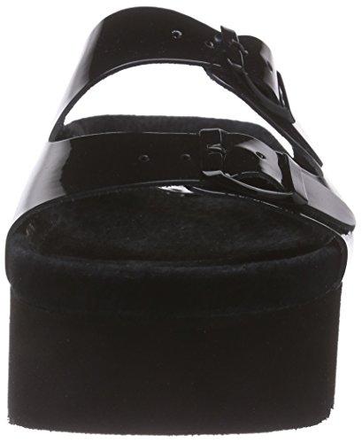 P1 Platea Con Sandali Nero P1 Donna nero nero 217001 rqv7rwS