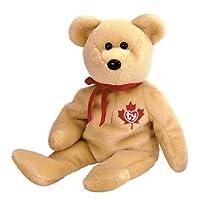 1 X TY Beanie Baby - VERDADERO el oso (Exclusivo de Canadá)