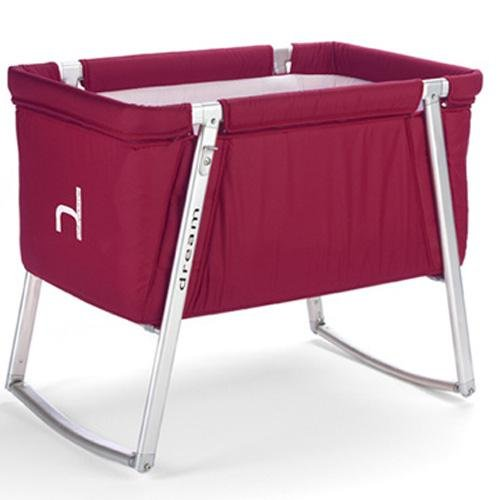 BabyHome Dream Bassinet - Purple