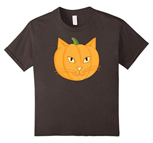 For Costume Cat Work Simple (Kids Cat Jack-O-Lantern