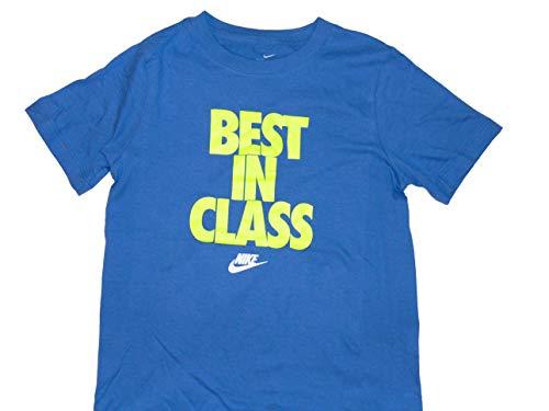Nike Boy's Cotton T Shirt Best in Class 2
