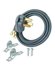 EZ-FLO 61252 3-Prong Dryer Cord - 30 Amp