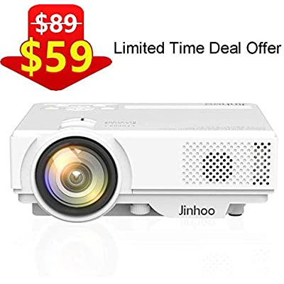 2019-newest-jinhoo-mini-projector
