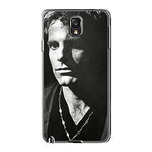 RudyPugh Samsung Galaxy Note3 Bumper Hard Cell-phone Case Allow Personal Design Vivid Breaking Benjamin Pattern [KNT14013KGad]