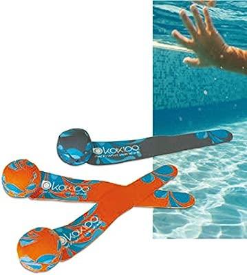 Kokido - Set de 3 serpentines de neopreno para jugar en la piscina ...