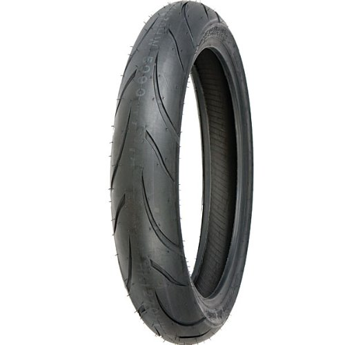 Shinko 011 Verge Front Radial Tire (Sold Each) 120/70ZR-18 XF87-4082