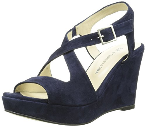 Studio Sandals Women's 19832 Ante Bleu Paloma Marino U6qU8xHrw