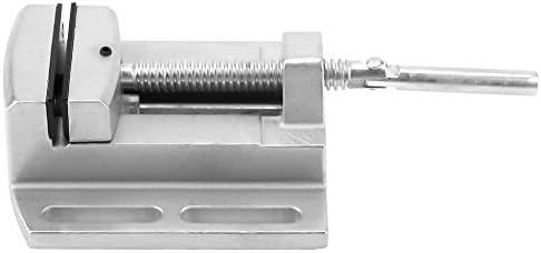 REFURBISHHOUSE 工業用 ヘビーデューティ 2.5インチ ドリルプレス 万力フライス削りクランプマシン 万力ツール ワークショップツール 工作機械アクセサリー