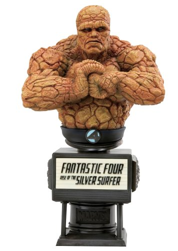 (Marvel Collection: Fantastic Four Movie: Thing Fine Art Bust)