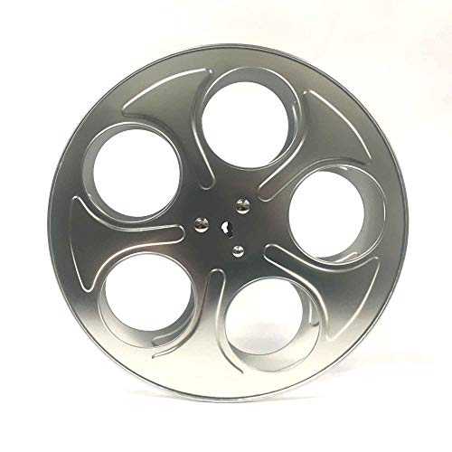 Movie Reels Silver by Hollywood Mega (Decoration Reel Film)
