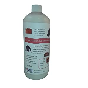 Syntec Leather Cleaner & Conditioner 1 Ltr Refill