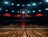 9FTx6FT Basketball Backdrop Sports Photo Background Basketball Court Picture for Photo Booth Backdrop Sports Club Photography Backdrops Room Mural Background or Themed Party Photography Backdrop Props