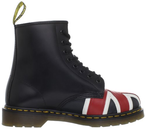 Dr Martens Originals Up 8 Black Lace Smooth Union Boot Jack 1460 Leather Eye ZdqTdWr