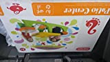 Keter Patio Center Outdoor Kids Picnic Table with Umbrella New in Box