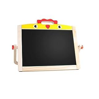 Tavolo da Disegno per Bambini, Lavagna Magnetica Multifunzione per Bambini (Color : Black And White)
