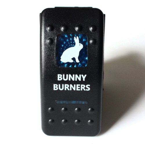 Bandc Blue Bunny Burners Rocker Switch Arb Driving Light Lightforce Gu Gq 80 Nissan