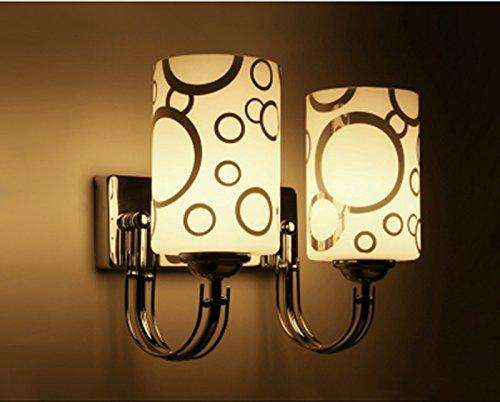 A4 Herr Zhang Wandleuchten Moderne einfache LED-Lampe Nachttischlampe Schlafzimmer Wandleuchte Wohnzimmer Aisle Korridor Treppe Wand Lamp Hotel Lampen und Laternen Wandbeleuchtung (Farbe   F8)