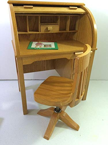 American Girl Kit's Wooden School Desk and Chair ()