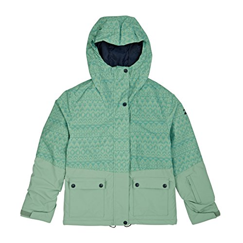 Billabong Snow Jackets - Billabong Sakari Snow Jacket - Granite Green by Billabong
