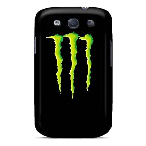 Samsung Galaxy S3 Mrw6145tNvd Provide Private Custom Stylish Monster Pictures Shock Absorbent Hard Cell-phone Cases -AnnaDubois