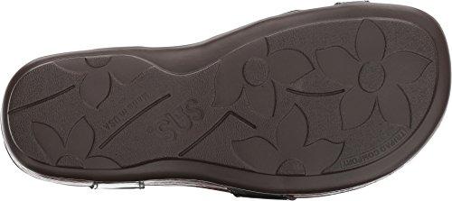 Sas Kvinders Tripad Pampa Komfort Stilfulde Rem Sandal Afslappet Sko Sort Patent 2LolLEd