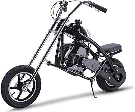 SAY YEAH Patinete de gas 49 cc 2 tiempos Mini Dirt Pit Bike ...