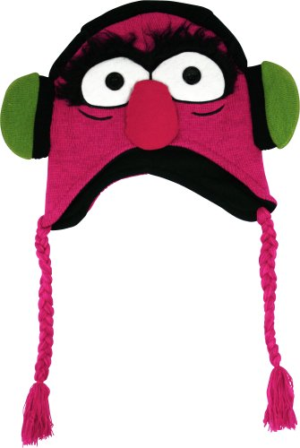 The Muppets Animal DJ Knit Peruvian Laplander