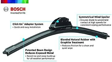 AUTOPA 15277756 Rear Wiper Arm with Blade for Chevrolet Tahoe Suburban 1500 2500 Cadillac Escalade GMC Yukon 2007-2013