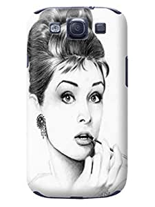 RebeccaMEI The Most fashionable Design TPU Protects Case Cover for samsung galaxy s3