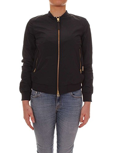 Wwcps2472 Xs Woolrich W's Tg Colore Bomber Blu Charlotte tvgvxqwP