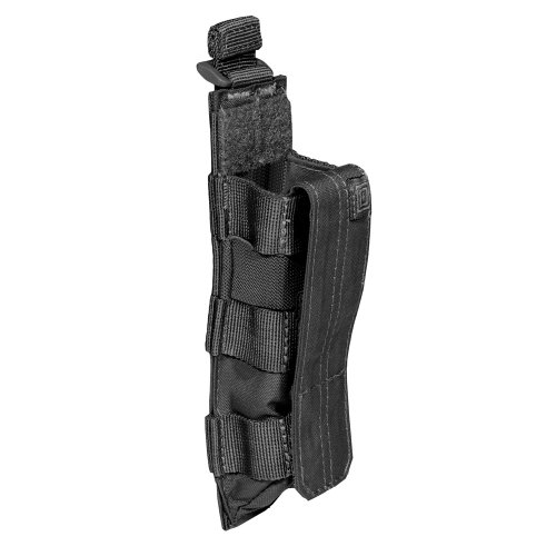 5.11 MP5 Bungee/Cover Single Magazine Pouch, Black ()
