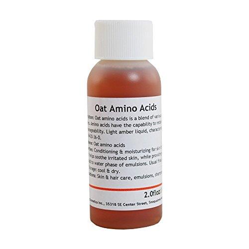 MakingCosmetics - Oat Amino Acids - 2.0floz / 60ml - Cosmetic Ingredient