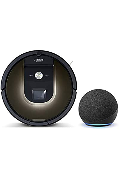 iRobot Roomba On Sale for Up to 36% Off Plus Echo Dot 4 for $9.99 [Deal]