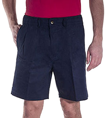 Creekwood« Big Mens Elastic-Waist Twill Shorts (Big & Tall and Regular Sizes)