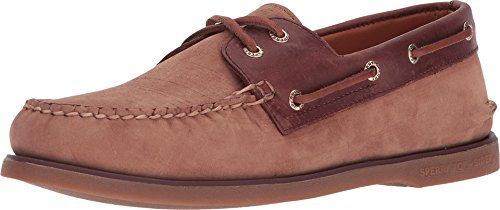 (SPERRY Top-Sider Gold Cup Authentic Original Boat Shoe Tan,)