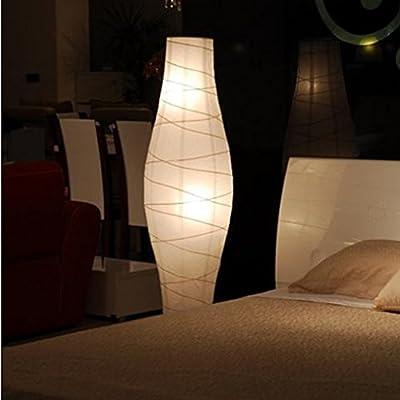 ZLL Lámpara de pie para el hogar, lámpara de pie para ...