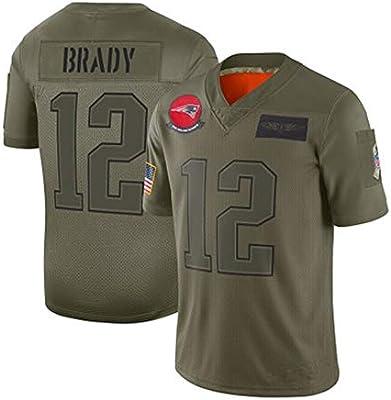 Camisetas de Rugby, NFL Patriots 12, 35, repaso, 11, 3535 ...