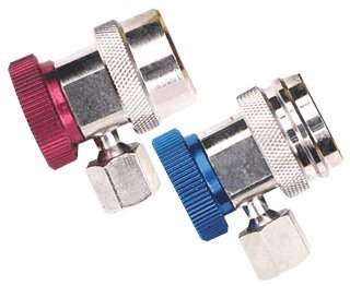 Blue R134A Low Side Service Coupler-2pack by Robinair