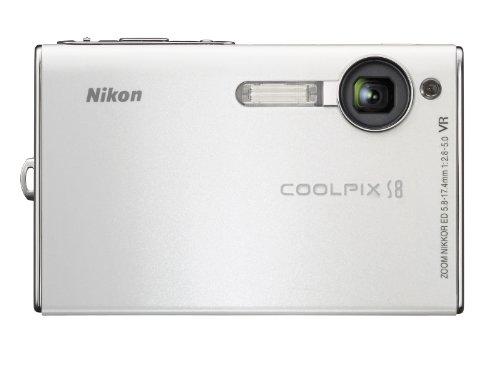 Nikon デジタルカメラ COOLPIX S8 ホワイト COOLPIXS8W