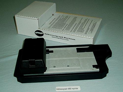 Manual Credit Card Imprinter