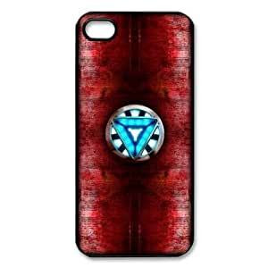 the avengers stark industries ironman arc reactor iPhone 5/5S Case Cover Apple Plastic Shell Hard Case Cover Protector