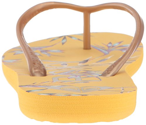 Roxy Tahiti Women's Tahiti Women's Sandals Roxy Tahiti Yellow Sandals Sandals Women's Yellow Roxy AfHfq8gw