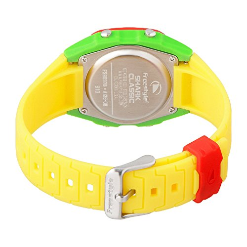 Freestyle Replacement Watch Band Shark Classic Yellow