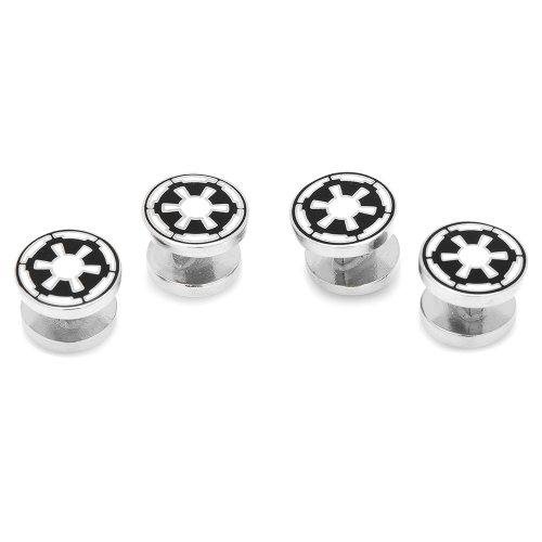 - Star Wars Imperial Empire Symbol Cufflinks Cuff Links
