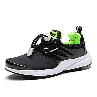 Amazon.com | YiuKhmer Kids Shoes Boys Girls Sneakers (8.5M