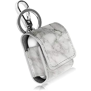 Amazon.com: AirPods Case Protective, Mangix Marble Design